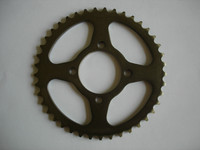 sprocket motorcycle part Pakistan CD70 South America