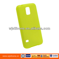 Ultra thin TPU fancy cell phone cover case for samsung galaxy s5