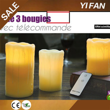 Fashionable Decorative battery led candle