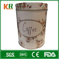 Hot Sale Tin Can Coffee/Tea Packing Box