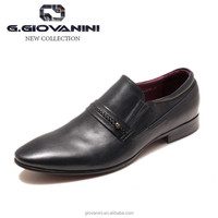 2015 wood leather outsole italian style high class mens leather dress shoes