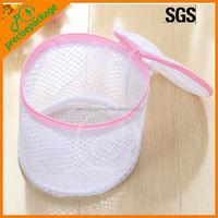 Cheap mesh bra laundry bag in dolioform shape