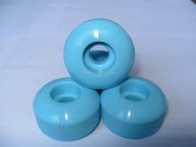 52*30mm Blue Skateboard Wheel With High Rebound