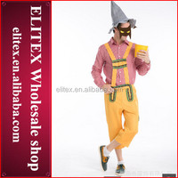 2014 funny worker cosplay sexy man carnival halloween costume dropshipping