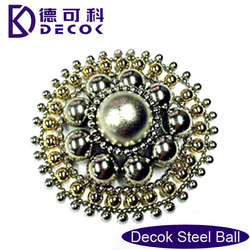 """Professional mini 3/4"""" SUS304 AISI304 stainless steel ball for bicycle components"""