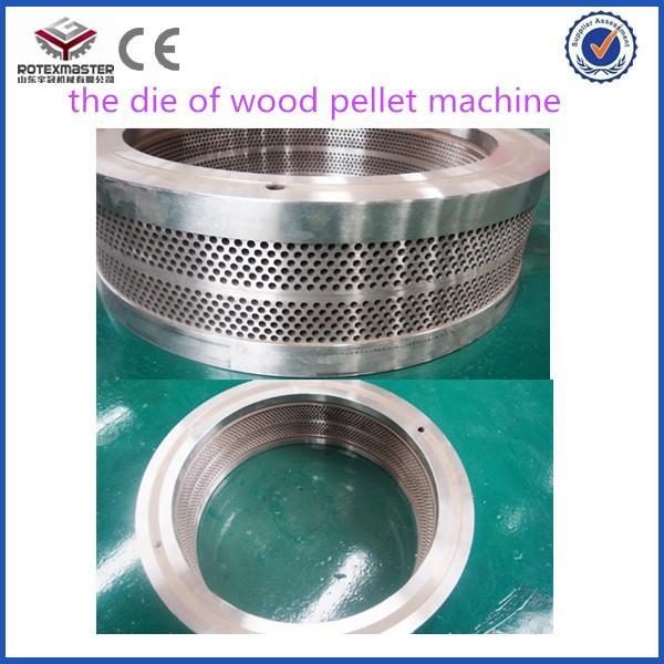 Дереводробильная машина Rotexmaster high efficiency biomass machinery wood pellet machine price YGKJ680