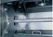automatic dust collect Foundry Wire Rods Shot Blasting Machine/shot Peening Machine/wheel abrator