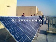 roof or ground solar power system