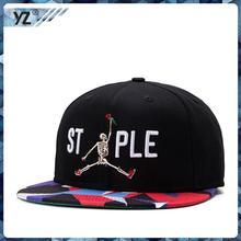 wholesale blank 6panel caps full floral print flat snapback cap