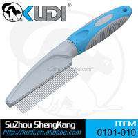 Professional stainless steel pin comb pet products