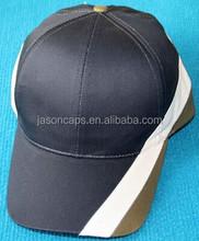 6 panel baseball cap