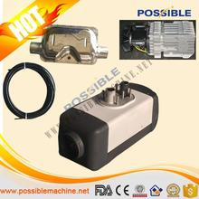Low cost China manufacturer low fuel consumption 12-volt heater car for truck boat heater