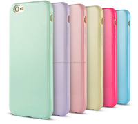 Korea High Solid color Candy Style For iPhone 6 Custom Case