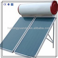 Non-pressurized Thermosiphon flat plate solar water heater