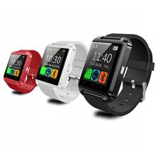 Fashionable smart watch 2015 u8 Plus smart watch ce rohs smart watch for smartphone IOS Andriod
