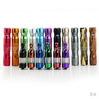 2015 best e cig review x6 ,ego x6 pen vaporizer ,kamry x6 1300mah battery with 12 colors options from shenzhen china supplier