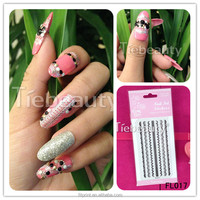 2015 Tiebeauty online wholesale discount nail decal/Discount wholesale nail sticker