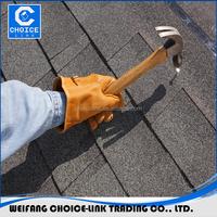 3 tab waterproofing asphalt roof shingles