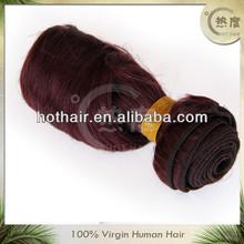Favorable Splendid Bouncy Fashion 100 spring curl Virgin Brazilian Hair