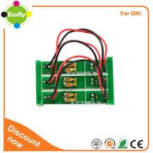 Viruta del tambor característica compatible para OKI B410 430 440 460 470 480 viruta del reajuste hacen en China