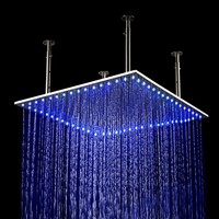 "SS-BD007-1 24"" New Design Led Overhead Shower"