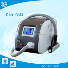 1064nm pulsed dye laser tattoo removal system/nd:yag laser/laser tattoo removal