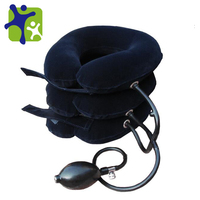 WHOLE SALES cervical traction device in stock, neck traction fixer, free shipping