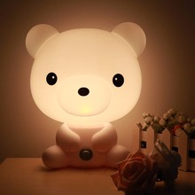Fashion Child Kids Cute Cartoon Study Light Table Lamp SV018566