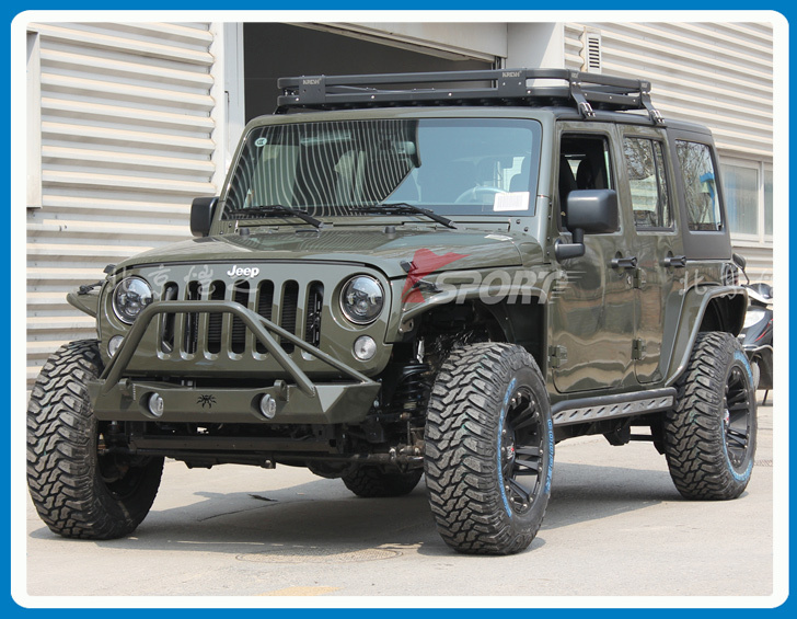 Best Bumper For Jeep Jk : Best selling poison spyder lite suv front bumper of