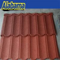 stone coated metal roofing tile manufacturer flexible metal roofing prices, light weight roofing tile