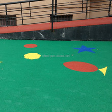 EPDM granule/powder, outdoor rubber swimming pool,rubber product nanjing, rubber stair flooring, FN-R-14070