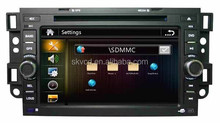 "7 "" 2 Din Car Stereo with DVD and GPSfor Chevrolet Epica/Rveo/Lova/Captiva"