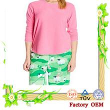100%Cotton Long Sleeve Pajamas Set Promotion sexy girls in nighties