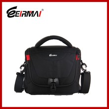 china factory black dslr camera bag waterproof camera bag with shoulder