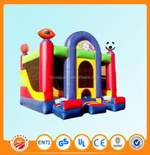 Happy Hop Inflatable Cartoon Bouncy Castle Bounce House