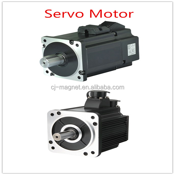 Permanent Industrial Servo Motors For Wind Power Electroacoustic Device Etc From Shanghai