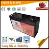 BULLSPOWER 6v12a rechargeable emergency light car batteries for UPS Systems