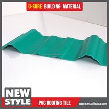 modern carport designs ASA coated roof pvc corrugated sheet