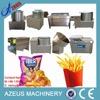 Snack Machines Semi Automatic Fresh Potato Chips Making Machine