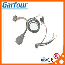 automotive diagnostic software OBD 16pin cable china factory