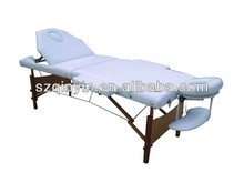 2015 Hot selling Synthetic Leather fixed massage table