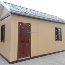 Solid Economical Commercial Prefab Assembled And Disassembled Knock-Down Container House For Labor Quarter