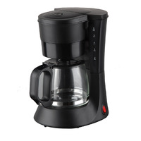 UL CE GS RHOS LFGB approval 4~6 cup 600ml cheap drip coffee maker