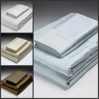 100% Pure bamboo bed sheets, bedding set