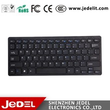 2.4G Wireless Slim Gaming Portable Mini PC Keyboard And Mouse