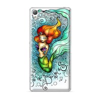 Hot new products 3D Hollow out hard phone cover case For sony xperia sp M35h z1 z2 z3