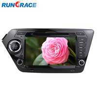 Hot selling cheap car dvd K2 stereo 8 inch Android bulk car audio