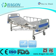 DW-BD161 Two Cranks Manual Hospital Bed for sale