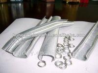 hog c rings staple/hog c ring nail/hog ring 15G 100p