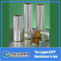 plastic bopp tape adhesive film